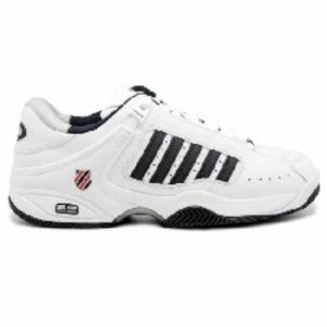 K-Swiss Defier RS  Low  Tennis Shoes White